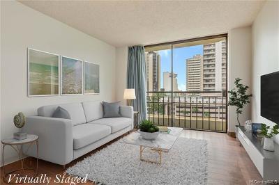 Condo/Townhouse For Sale: 440 Seaside Avenue #808
