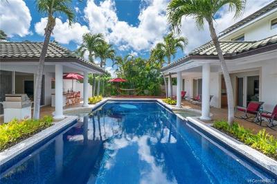 Single Family Home For Sale: 11 Niuhi Street