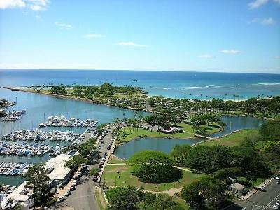 Rental For Rent: 1600 Ala Moana Boulevard #2610