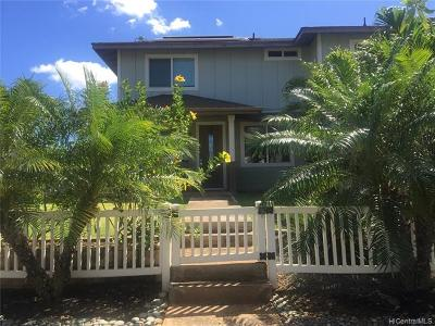 Kapolei Single Family Home For Sale: 421 Koakoa Street