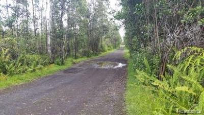 Hawaii County Residential Lots & Land For Sale: 16-1065 Road 11 Road
