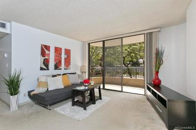 Hawaii County, Honolulu County Condo/Townhouse For Sale: 311 Ohua Avenue #205E
