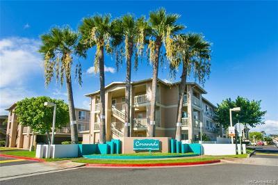 Ewa Beach Condo/Townhouse For Sale: 91-1217 Kaneana Street #14F