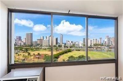 Honolulu County Rental For Rent: 2333 Kapiolani Boulevard #1008