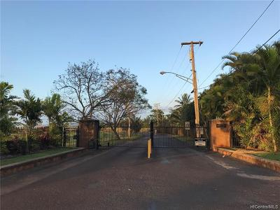 Honolulu County Residential Lots & Land For Sale: 65-301 Poamoho Place