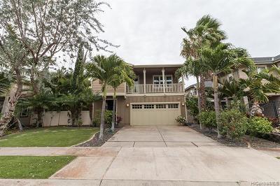 Honolulu County Single Family Home For Sale: 91-1175 Kuanoo Street