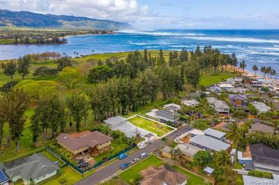 Haleiwa Single Family Home For Sale: 66025 Alapii Street