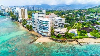 Honolulu Condo/Townhouse For Sale: 2801 Coconut Avenue #4H