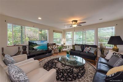 Single Family Home For Sale: 833 Ekoa Place