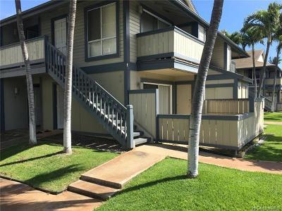 Ewa Beach Rental For Rent: 91-207 Hanapouli Circle #38E