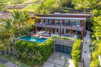 Single Family Home For Sale: 3868 Pokapahu Place