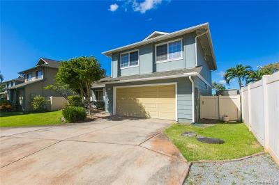 Ewa Beach Single Family Home For Sale: 91-206 Hoowalea Way