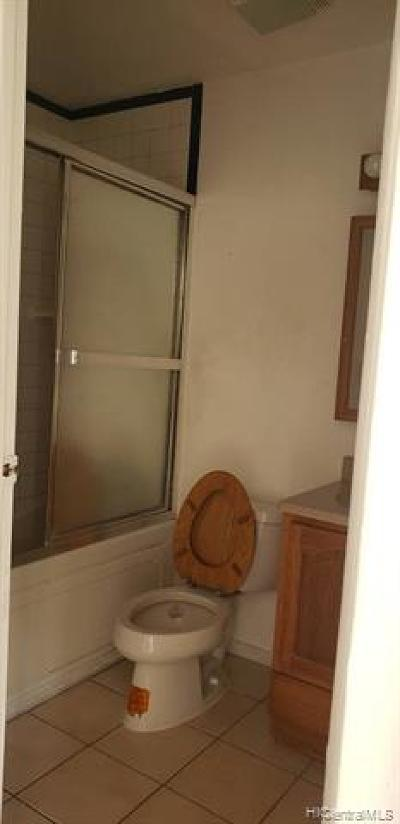 Kaneohe Rental For Rent: 46-232 Kahuhipa Street #A206