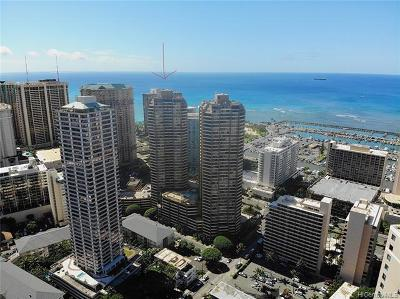 Honolulu Condo/Townhouse For Sale: 1778 Ala Moana Boulevard #3414