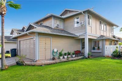 Ewa Beach Single Family Home For Sale: 91-1178 Lukahiu Place