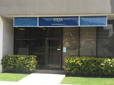 Commercial For Sale: 98-1247 Kaahumanu Street #110