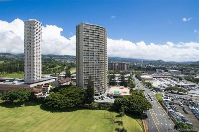 Aiea Condo/Townhouse For Sale: 98-099 Uao Place #3105