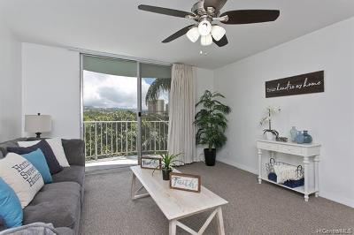 Aiea Condo/Townhouse For Sale: 98-1038 Moanalua Road #7-606