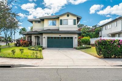 Kapolei Single Family Home For Sale: 92-502 Waokele Street