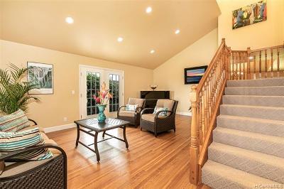 Maui County Single Family Home For Sale: 147 Kulamanu Circle