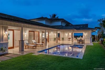 Single Family Home For Sale: 24 Kaiholu Place