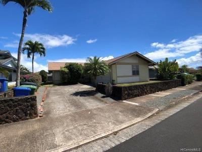 Central Oahu, Diamond Head, Ewa Plain, Hawaii Kai, Honolulu County, Kailua, Kaneohe, Leeward Coast, Makakilo, Metro Oahu, North Shore, Pearl City, Waipahu Rental For Rent: 94-668 Lanikuhana Avenue