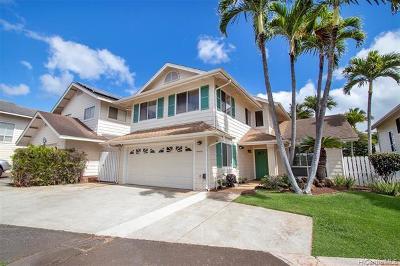 Waipahu Single Family Home For Sale: 94-1042 Leihaku Street