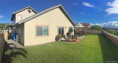 Single Family Home For Sale: 91-1457 Halahinano Street