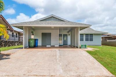 Mililani Single Family Home For Sale: 94-420 Hokulewa Place