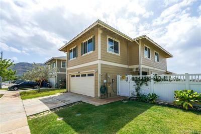 Waianae Single Family Home For Sale: 87-1583 Mokila Street