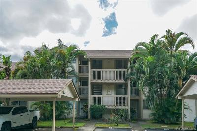 Mililani Condo/Townhouse For Sale: 95-510 Wikao Street #F303