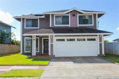 Waipahu Single Family Home For Sale: 94-1061 Halehau Street