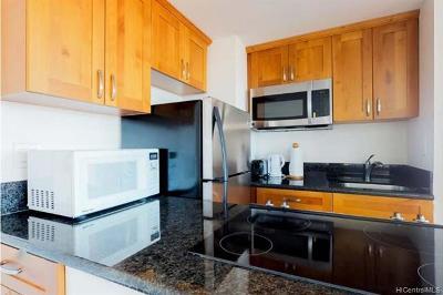 Honolulu Condo/Townhouse For Sale: 445 Seaside Avenue #2621