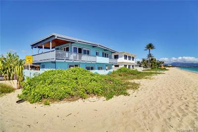 Ewa Beach Single Family Home For Sale: 91-127 Ewa Beach Road #77
