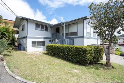 Single Family Home For Sale: 3272 Kehau Place