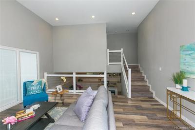 Honolulu Single Family Home For Sale: 538 Pepeekeo Place