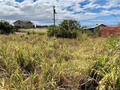 Maui County Residential Lots & Land For Sale: Hoaikane Street