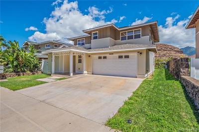 Waianae HI Single Family Home For Sale: $575,000