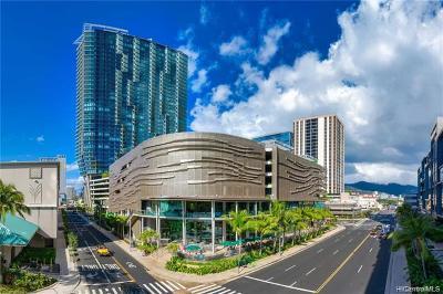 Central Oahu, Diamond Head, Ewa Plain, Hawaii Kai, Honolulu County, Kailua, Kaneohe, Leeward Coast, Makakilo, Metro Oahu, North Shore, Pearl City, Waipahu Rental For Rent: 1001 Queen Street #1900