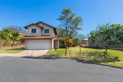 Kapolei Single Family Home For Sale: 91-221 Loululelo Place
