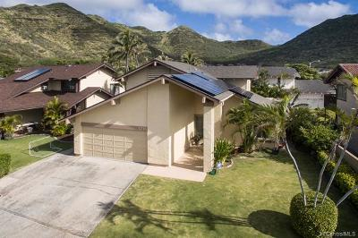 Honolulu County Single Family Home For Sale: 1216 Kahului Street