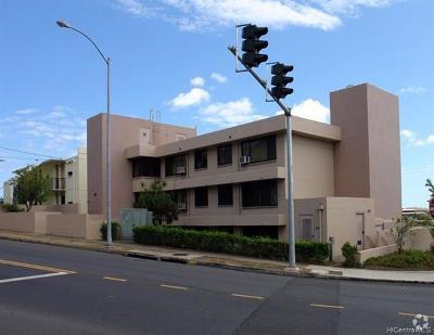 Central Oahu, Diamond Head, Ewa Plain, Hawaii Kai, Honolulu County, Kailua, Kaneohe, Leeward Coast, Makakilo, Metro Oahu, North Shore, Pearl City, Waipahu Rental For Rent: 245 Iolani Avenue #202