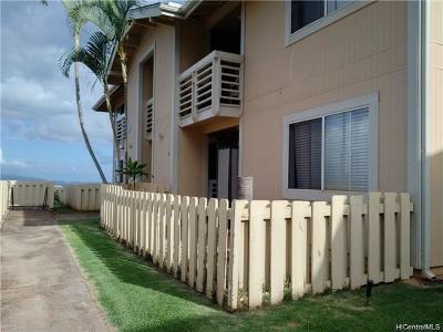 Waipahu Condo/Townhouse For Sale: 94-522 Kupuohi Street #15/106
