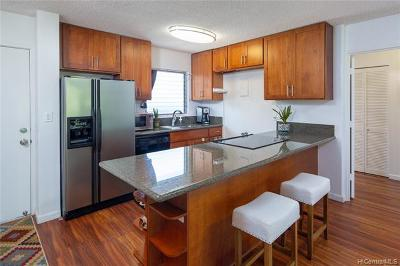 Aiea Condo/Townhouse For Sale: 98-703 Iho Place #1-901