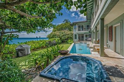 Honolulu Single Family Home For Sale: 5005 Kalanianaole Highway
