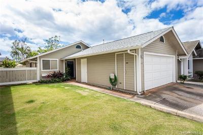 Ewa Beach Single Family Home For Sale: 91-229 Wahineomao Way