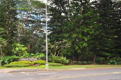 Mililani Condo/Townhouse For Sale: 95-257 Waikalani Drive #B601