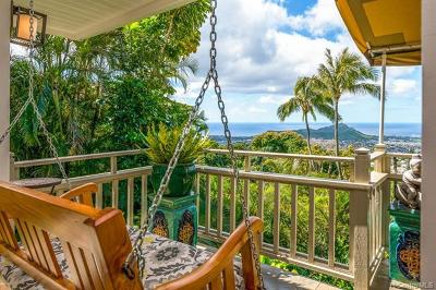Honolulu County Single Family Home For Sale: 4020 Lurline Drive
