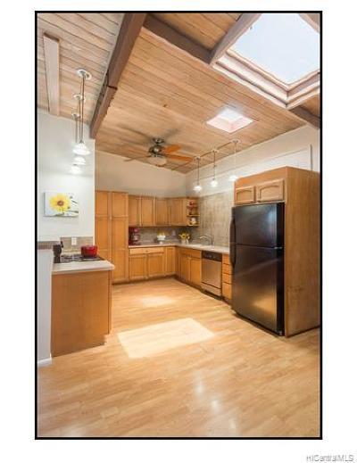 Honolulu HI Single Family Home For Sale: $975,000