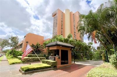 Honolulu Condo/Townhouse For Sale: 5333 Likini Street #2311